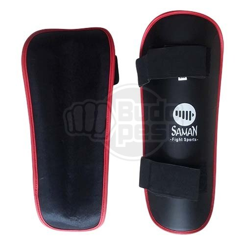 Shinpad, Saman Eco, artificial leather, black, L/XL size