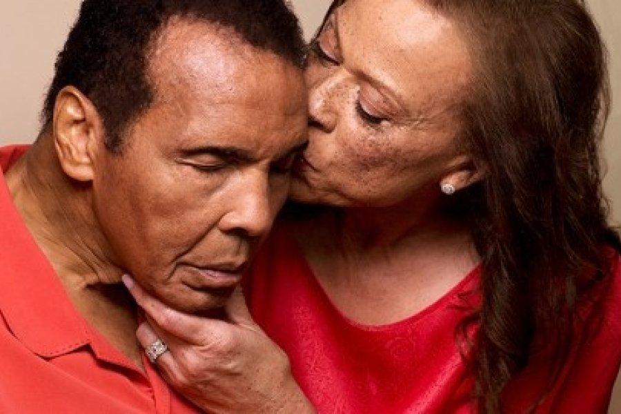 Muhammad Ali kórházban kezdte az új évet