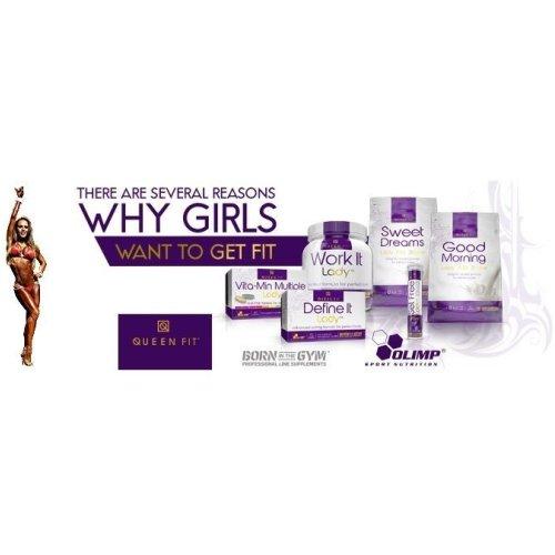 Olimp, Queen Fit VITA-MIN Multiple Lady vitamin komplex nőknek,  60 kapszula