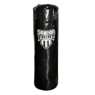Punching bag, above 100 cm, Saman Spirit of Fight, PU, with chain