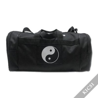 Sport Bag, Székely, Yin-Yang, black