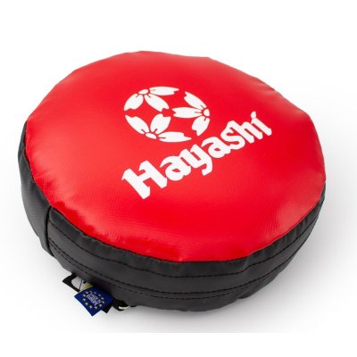 Mini shield, Hayashi, Mini target, black-red