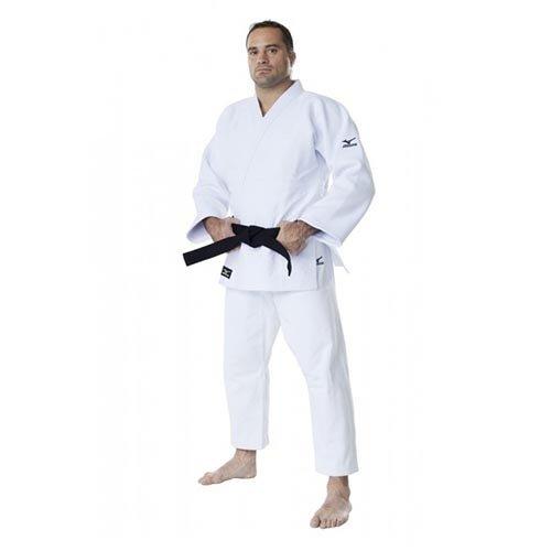 Judo ruha, Mizuno, Shiai, 930g, fehér, 190 cm (5.0) méret