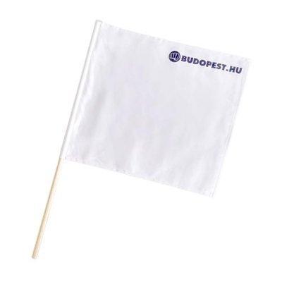 Bírói zászló, Kyokushin, fehér