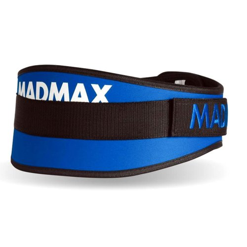 Weight-lifter belt, Madmax, Simply The Best, Kék szín, S size