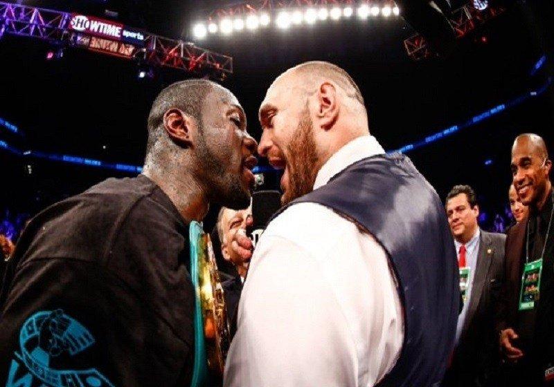 Wildert akarja Tyson Fury
