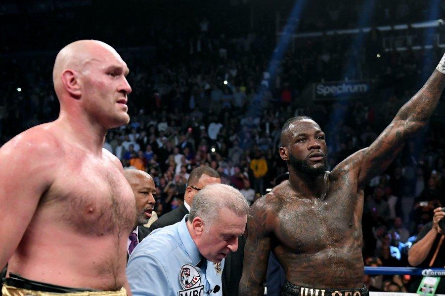 Wilder szerint Fury ellenfele egy boxzsák volt