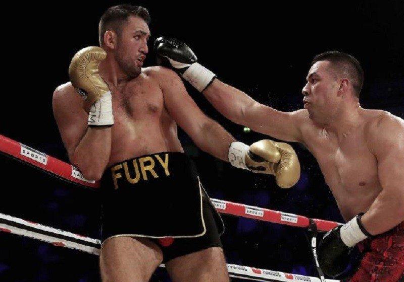 Hughie Fury: én vagyok a koronázatlan világbajnok