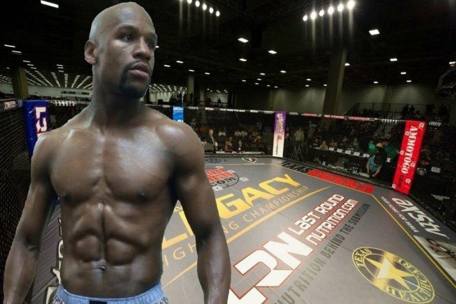 Mégis MMA meccset vállalna Mayweather?