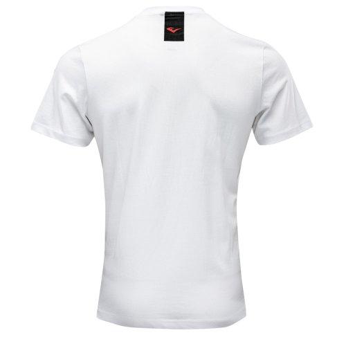 Póló, Everlast, Numata, férfi, Fehér szín, L méret