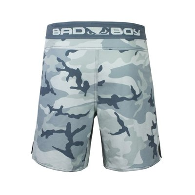 MMA short, Bad Boy, Soldier, grey