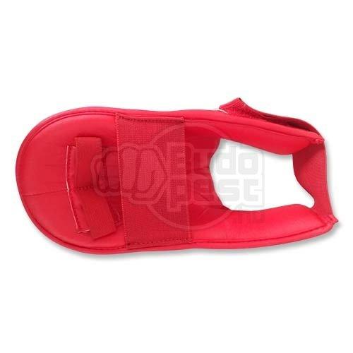 Instep Pad, Saman, karate, PU, red, S size