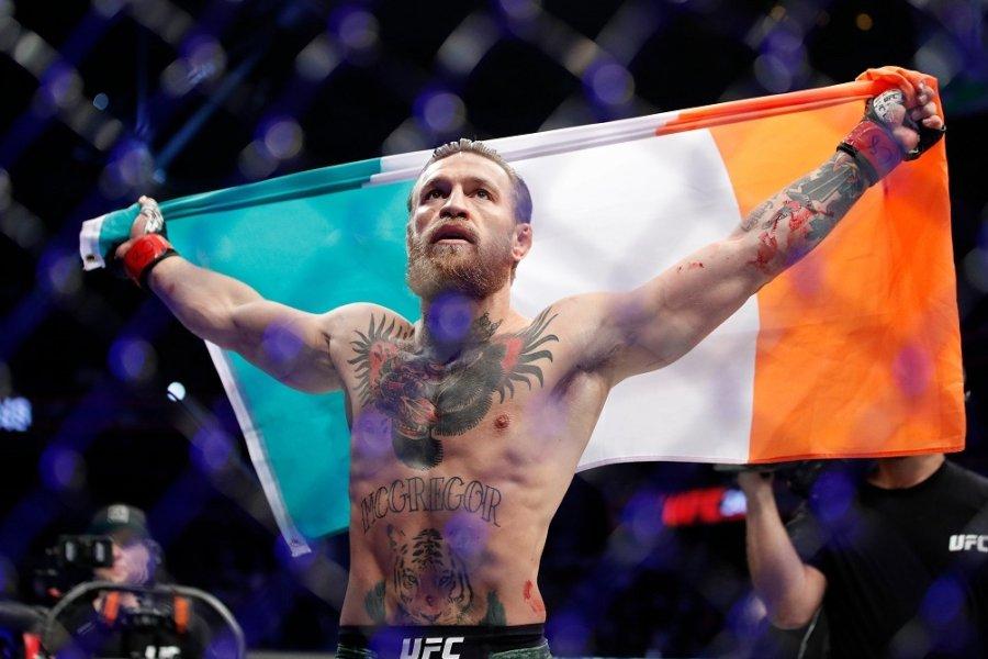 Pusztított a visszatérő Conor McGregor