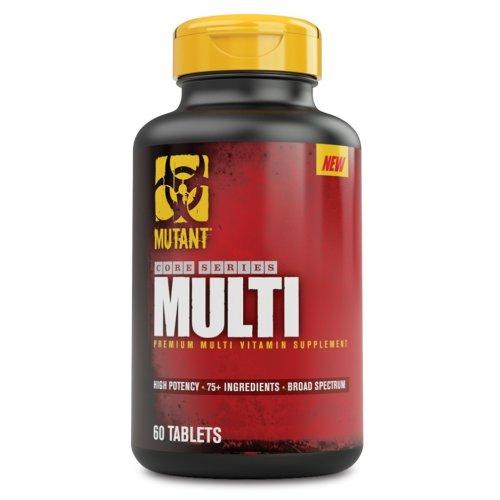 Mutant, Multi, 60 tablets
