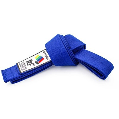 "Taekwon-Do belt ""ITF"" - blue"