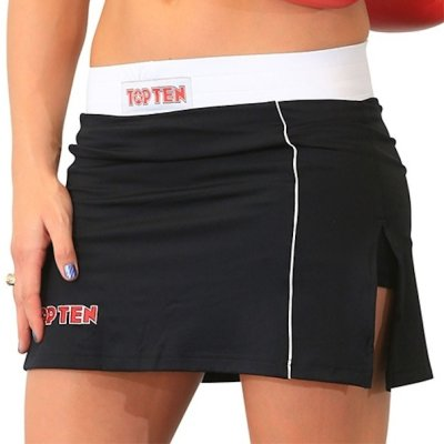 Boxing skirt, TOP TEN, black