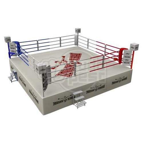 Competition Muay Thai Ring, Saman, 7x7m, 4 ropes