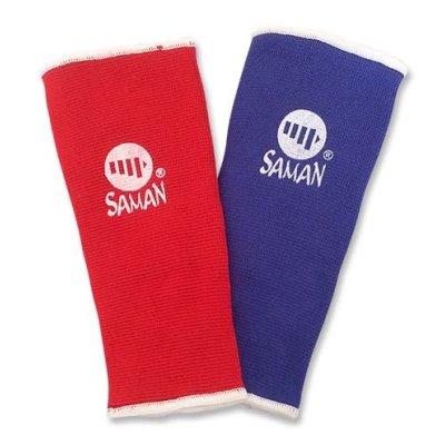 Bokagumi, Saman, kifordítható, kék / piros