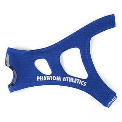 Edzőmaszk Pánt, Phantom, kék