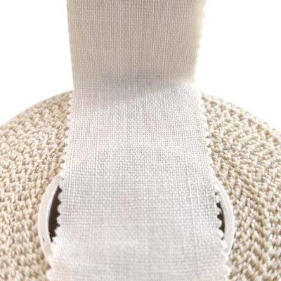 Bandázs, ragasztós, tape, 2,5 cm x 10 m, fehér