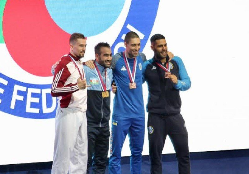 Sporttörténelmi sikerek a karate Eb-n