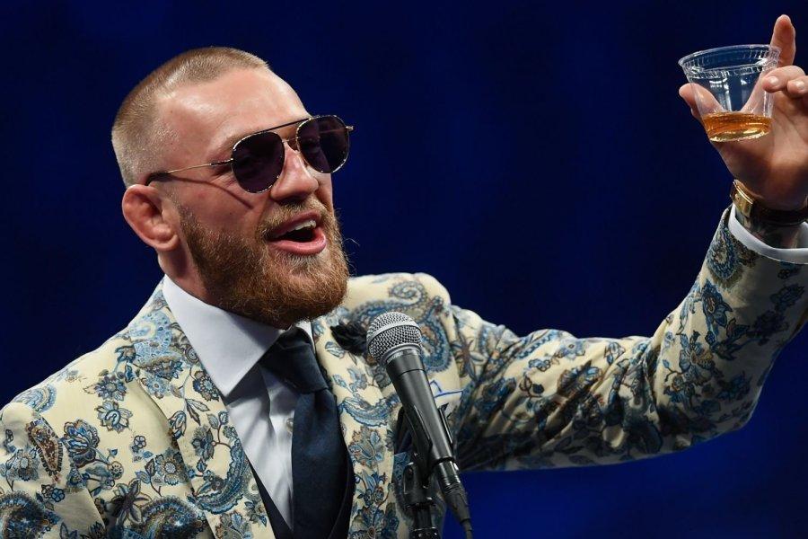 Conor McGregor bejelentette visszavonulását