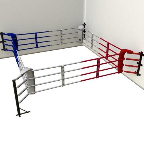 Fitness ring, Saman, 3x3m, 4 ropes