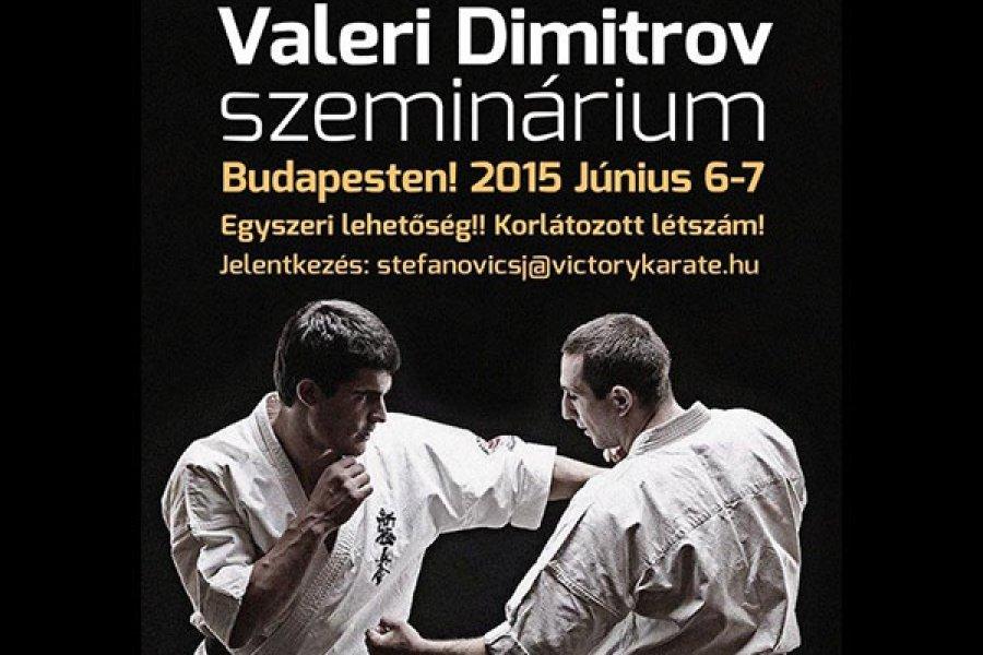 Az élő Kyokushin legenda Magyarországon tart szemináriumot