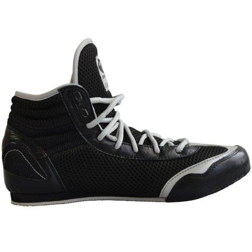 Box cipő, Phoenix, fekete/szürke