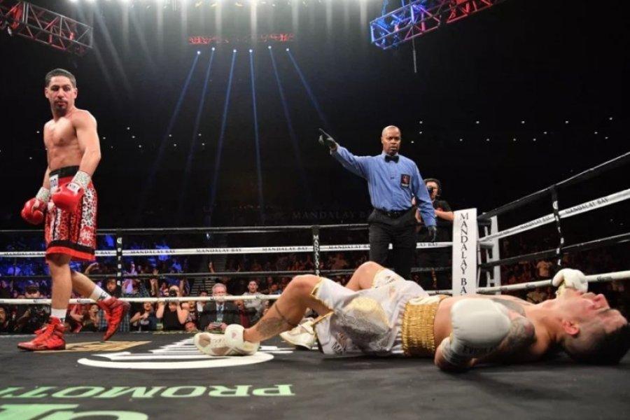 Garcia nyerte a volt világbajnokok meccsét