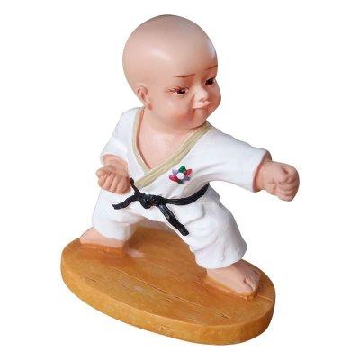 Szobor, Karate baba 2