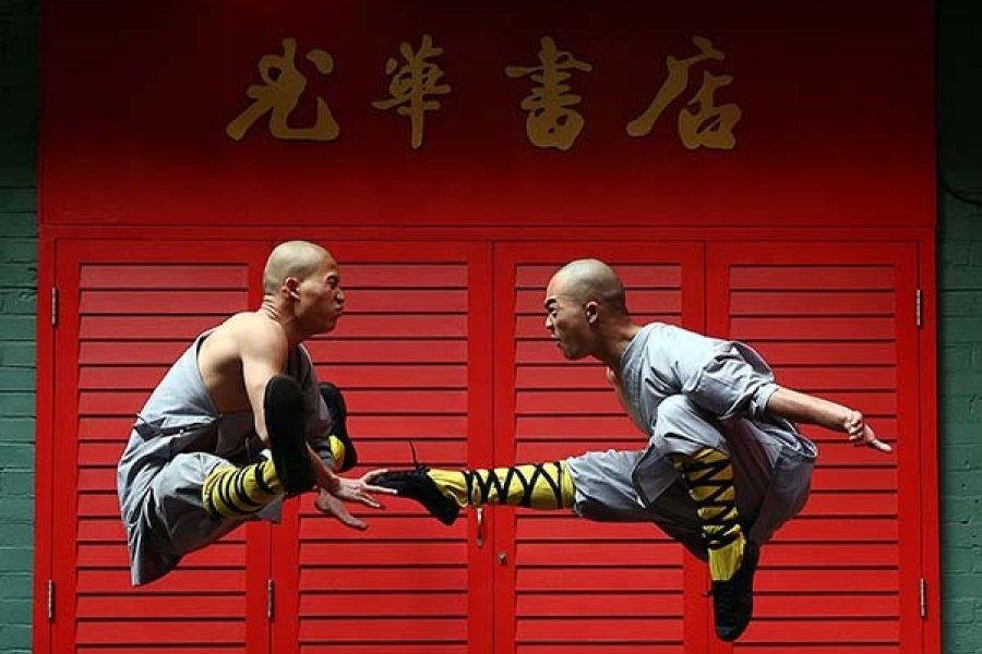 Élet a Kung Fu templomában