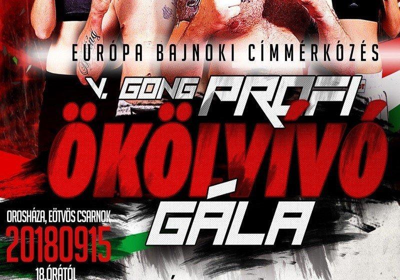 Szombaton Orosházán is bokszolnak