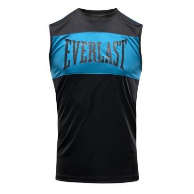 Box trikó, Everlast, Jab, férfi, Fekete-kék szín, S méret