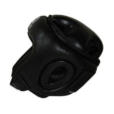 Thai Boxing Head guard, Saman, Full Contact, artificial leather