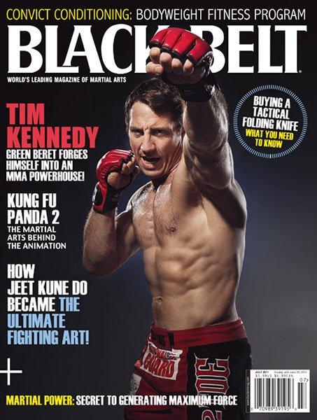Tim Kennedy: A világ legveszélyesebb embere