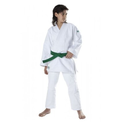 Judo uniform, DAX, Kids, 450g, white