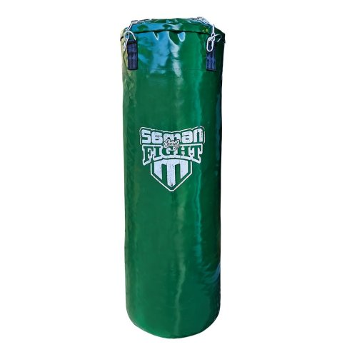 Punching bag, Saman, Spirit of Fight, poison, 120x40, PU, with chain
