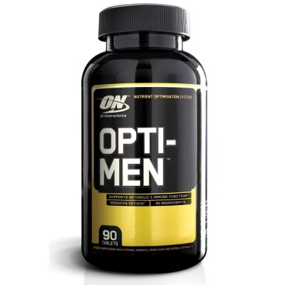 Optimum Nutrition, Opti-Men, multivitamin, 90 kapszula