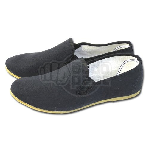 Kung-fu shoes, black, 38 méret