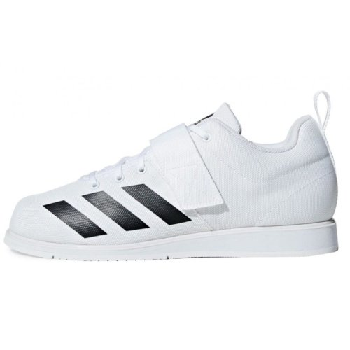 Weightlifting Shoes, Adidas, Powerlift 4, white