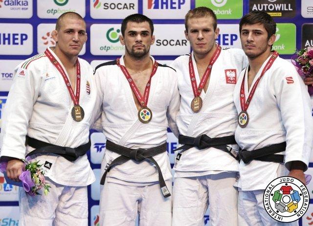 Joó Abigél arany, Csoknyai László ezüstérmes a Judo Grand Prix-n Zágrábban