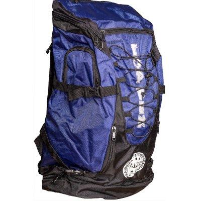 Backpack, Top Ten, Giant WAKO, blue-black