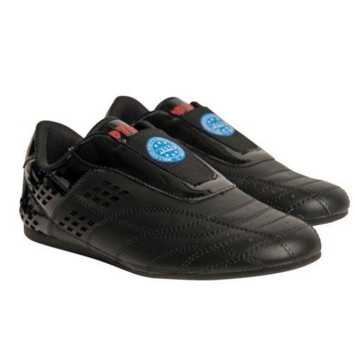 Küzdősport cipő, Top Ten, WAKO, fekete, 44 méret