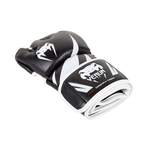 Venum Challenger MMA Gloves - black, L/XL size