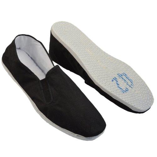 Tai-Chi shoes, Phoenix, black