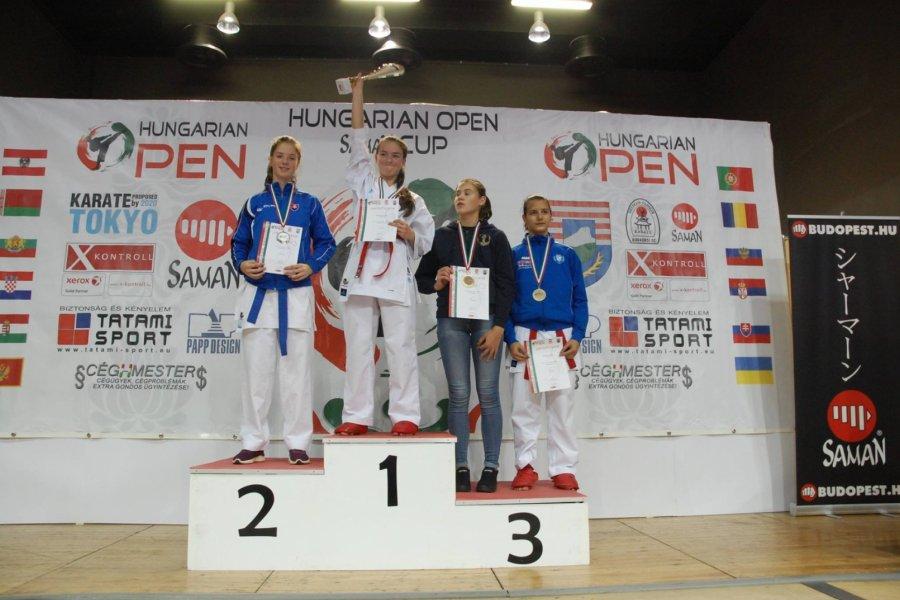 600 versenyző és 12 ország, ez a Hungarian Open – Saman Kupa