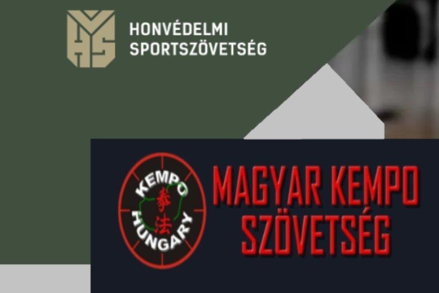 Kempo a Honvédelmi Sportszövetségben