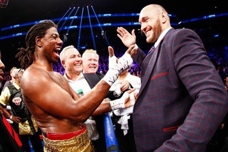 Martin lehet Tyson Fury következő ellenfele