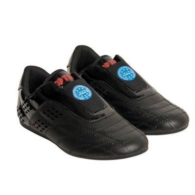 Küzdősport cipő, Top Ten, WAKO, fekete, 37 méret
